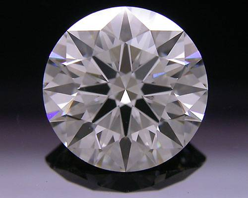 1.613 ct J VS2 A CUT ABOVE® Hearts and Arrows Super Ideal Round Cut Loose Diamond