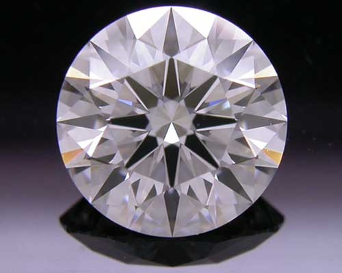 1.207 ct E VS1 A CUT ABOVE® Hearts and Arrows Super Ideal Round Cut Loose Diamond
