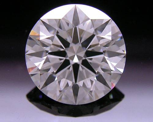 1.238 ct F VS1 A CUT ABOVE® Hearts and Arrows Super Ideal Round Cut Loose Diamond