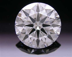 1.278 ct E SI2 A CUT ABOVE® Hearts and Arrows Super Ideal Round Cut Loose Diamond