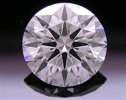 1.012 ct E VS2 A CUT ABOVE® Hearts and Arrows Super Ideal Round Cut Loose Diamond
