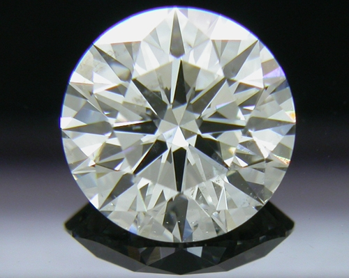 2.605 ct I SI2 Expert Selection Round Cut Loose Diamond
