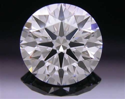 1.057 ct F VVS1 A CUT ABOVE® Hearts and Arrows Super Ideal Round Cut Loose Diamond