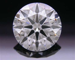 1.034 ct F VVS2 A CUT ABOVE® Hearts and Arrows Super Ideal Round Cut Loose Diamond