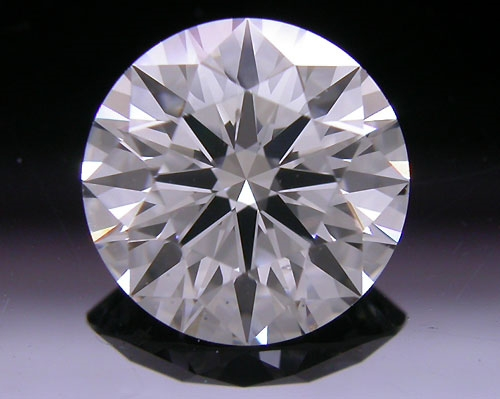 1.353 ct H SI1 A CUT ABOVE® Hearts and Arrows Super Ideal Round Cut Loose Diamond