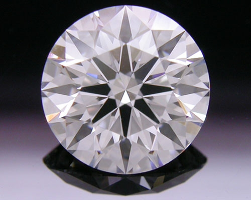 1.547 ct D VS2 A CUT ABOVE® Hearts and Arrows Super Ideal Round Cut Loose Diamond