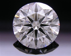 1.511 ct F SI1 A CUT ABOVE® Hearts and Arrows Super Ideal Round Cut Loose Diamond
