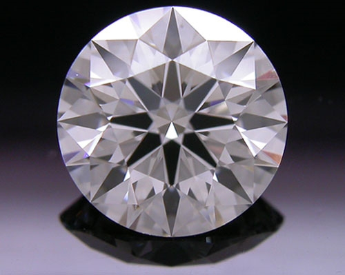 1.201 ct F VS2 A CUT ABOVE® Hearts and Arrows Super Ideal Round Cut Loose Diamond