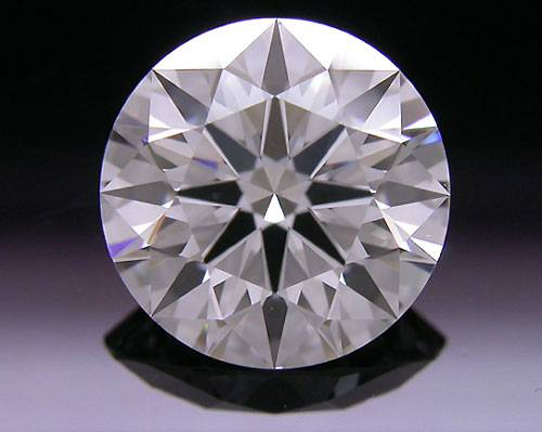 1.207 ct F VS2 A CUT ABOVE® Hearts and Arrows Super Ideal Round Cut Loose Diamond