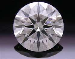 1.315 ct H SI1 A CUT ABOVE® Hearts and Arrows Super Ideal Round Cut Loose Diamond