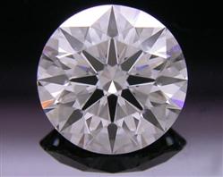 1.045 ct E VS1 A CUT ABOVE® Hearts and Arrows Super Ideal Round Cut Loose Diamond