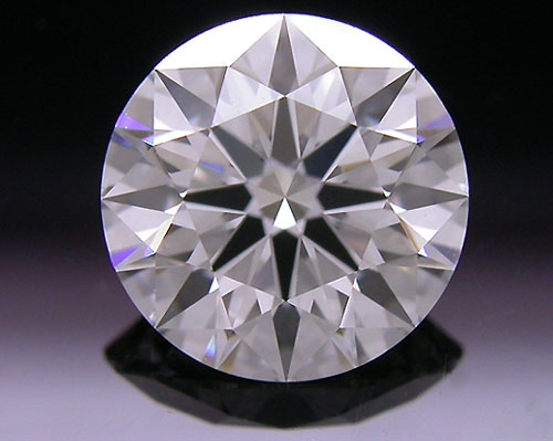 1.012 ct F VS2 A CUT ABOVE® Hearts and Arrows Super Ideal Round Cut Loose Diamond