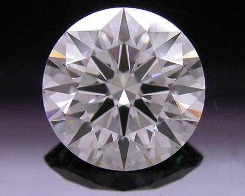 1.038 ct F VS1 A CUT ABOVE® Hearts and Arrows Super Ideal Round Cut Loose Diamond