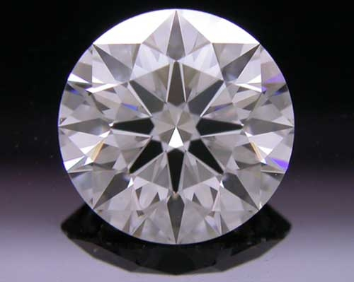 1.12 ct F VS1 A CUT ABOVE® Hearts and Arrows Super Ideal Round Cut Loose Diamond