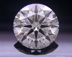 2.032 ct F VS2 A CUT ABOVE® Hearts and Arrows Super Ideal Round Cut Loose Diamond
