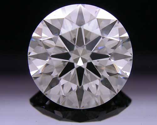 2.121 ct I VS2 A CUT ABOVE® Hearts and Arrows Super Ideal Round Cut Loose Diamond