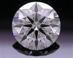 1.202 ct E VVS1 A CUT ABOVE® Hearts and Arrows Super Ideal Round Cut Loose Diamond