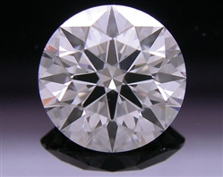 1.022 ct F VVS2 A CUT ABOVE® Hearts and Arrows Super Ideal Round Cut Loose Diamond