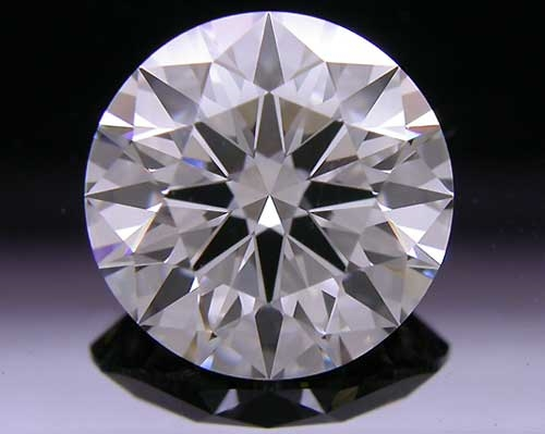2.01 ct G VS1 A CUT ABOVE® Hearts and Arrows Super Ideal Round Cut Loose Diamond