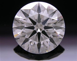 1.693 ct H VVS2 A CUT ABOVE® Hearts and Arrows Super Ideal Round Cut Loose Diamond