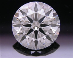 1.512 ct H VS2 A CUT ABOVE® Hearts and Arrows Super Ideal Round Cut Loose Diamond