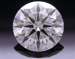 0.778 ct E SI1 A CUT ABOVE® Hearts and Arrows Super Ideal Round Cut Loose Diamond