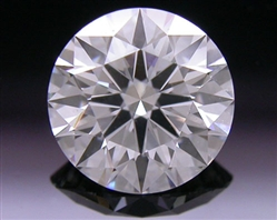 0.783 ct F SI1 Expert Selection Round Cut Loose Diamond