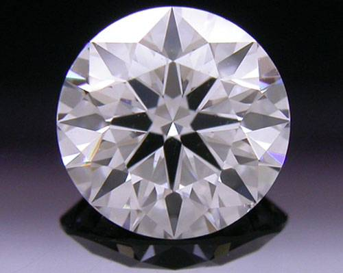 0.742 ct F SI1 Expert Selection Round Cut Loose Diamond