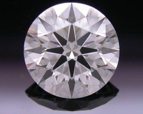 0.736 ct F SI1 A CUT ABOVE® Hearts and Arrows Super Ideal Round Cut Loose Diamond