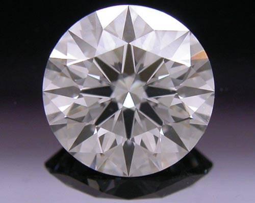 0.714 ct J VVS2 A CUT ABOVE® Hearts and Arrows Super Ideal Round Cut Loose Diamond