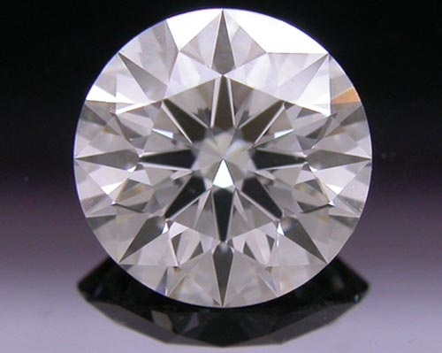 0.714 ct J VVS2 A CUT ABOVE® Hearts and Arrows Super Ideal Round Cut Loose Diamond