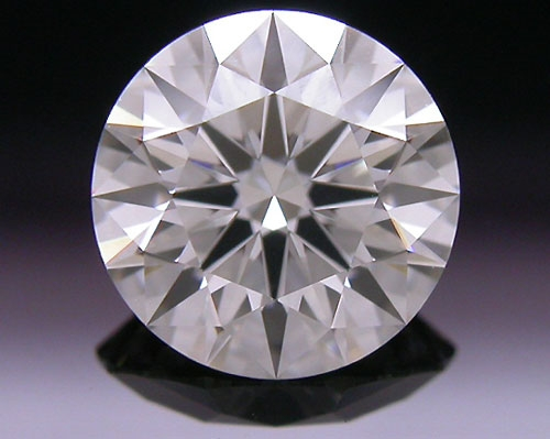 0.707 ct J VS1 A CUT ABOVE® Hearts and Arrows Super Ideal Round Cut Loose Diamond