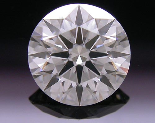 0.742 ct J SI1 A CUT ABOVE® Hearts and Arrows Super Ideal Round Cut Loose Diamond