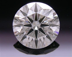 0.78 ct J VS2 A CUT ABOVE® Hearts and Arrows Super Ideal Round Cut Loose Diamond