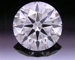 0.496 ct E SI1 A CUT ABOVE® Hearts and Arrows Super Ideal Round Cut Loose Diamond
