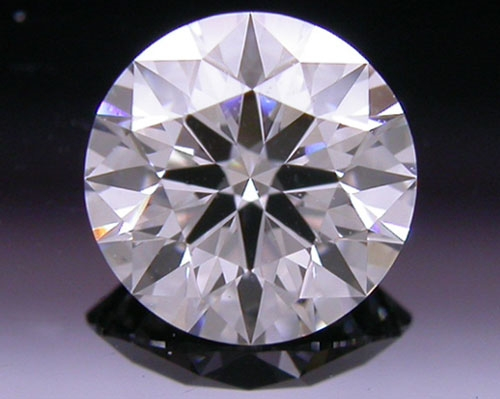 0.513 ct E VS2 A CUT ABOVE® Hearts and Arrows Super Ideal Round Cut Loose Diamond