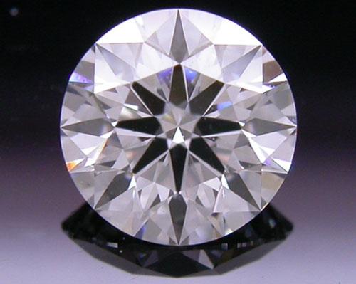 0.513 ct E VS2 A CUT ABOVE® Hearts and Arrows Super Ideal Round Cut Loose Diamond