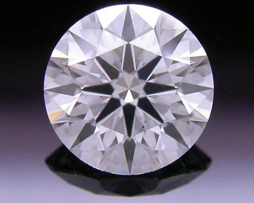 0.506 ct E SI1 A CUT ABOVE® Hearts and Arrows Super Ideal Round Cut Loose Diamond