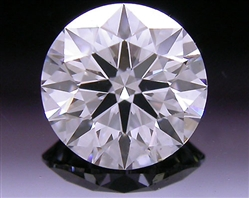 0.495 ct F VS2 A CUT ABOVE® Hearts and Arrows Super Ideal Round Cut Loose Diamond