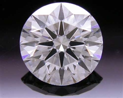 0.517 ct G VS2 A CUT ABOVE® Hearts and Arrows Super Ideal Round Cut Loose Diamond
