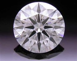 0.535 ct G VS2 A CUT ABOVE® Hearts and Arrows Super Ideal Round Cut Loose Diamond