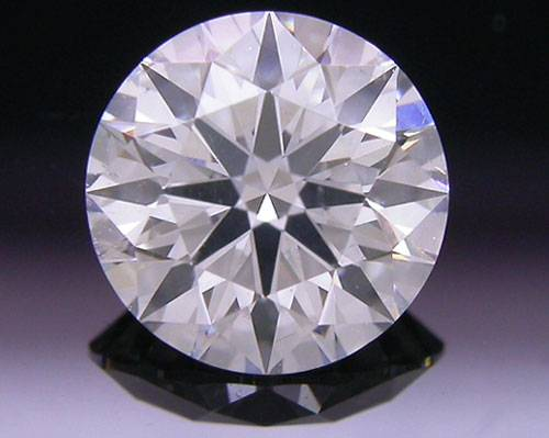 0.663 ct I SI2 A CUT ABOVE® Hearts and Arrows Super Ideal Round Cut Loose Diamond
