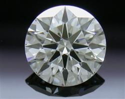 0.515 ct J VVS1 A CUT ABOVE® Hearts and Arrows Super Ideal Round Cut Loose Diamond