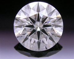 0.505 ct J VS2 A CUT ABOVE® Hearts and Arrows Super Ideal Round Cut Loose Diamond
