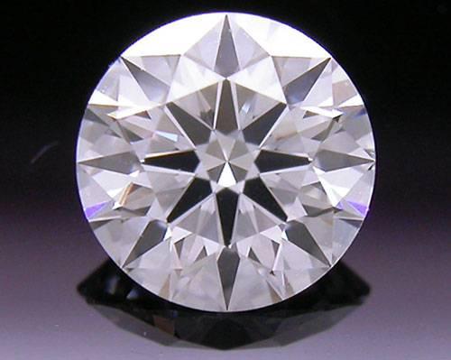 0.391 ct D VVS2 A CUT ABOVE® Hearts and Arrows Super Ideal Round Cut Loose Diamond