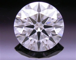 0.386 ct D VS2 A CUT ABOVE® Hearts and Arrows Super Ideal Round Cut Loose Diamond