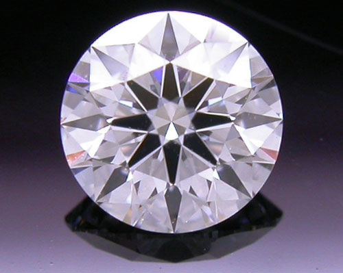 0.39 ct D VS2 A CUT ABOVE® Hearts and Arrows Super Ideal Round Cut Loose Diamond