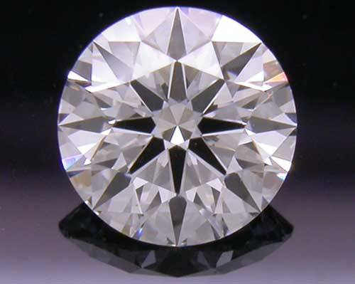 0.395 ct E VS1 A CUT ABOVE® Hearts and Arrows Super Ideal Round Cut Loose Diamond