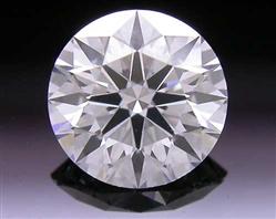 0.491 ct E VS2 A CUT ABOVE® Hearts and Arrows Super Ideal Round Cut Loose Diamond