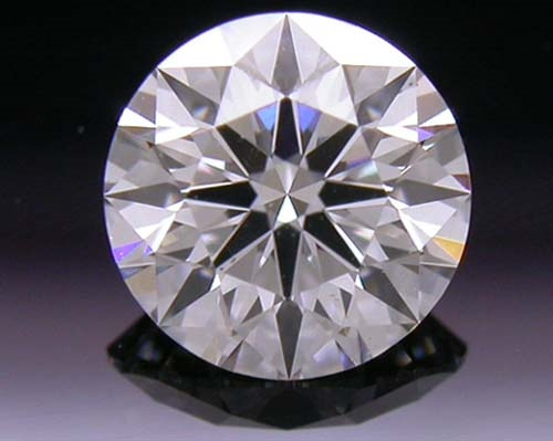 0.482 ct G VS2 A CUT ABOVE® Hearts and Arrows Super Ideal Round Cut Loose Diamond
